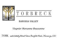 Torbreck Roussanne Viognier Marsanne Woodcutters Rvm